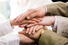 Cooperation Royalty Free Stock Images