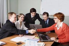 Cooperazione Immagine Stock