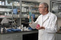 Coordenador químico Fotos de Stock