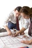 Coordenadores Imagens de Stock