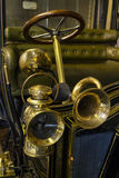 Coordonnée de Renault Landaulette de 1905 Images libres de droits