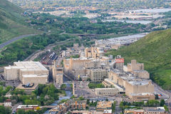 Coors Brewery in Golden Royalty Free Stock Images