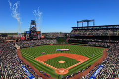 Coors Field. Photo of Coors Field, home if the Colorado Rockies, in Denver, Colorado Stock Photography