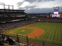 Free Coors Field - Colorado Rockies Stock Image - 11316191