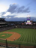 Coors Field - Colorado Rockies Stock Photography