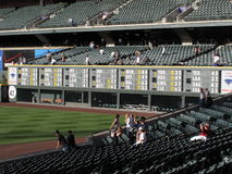 Coors Field - Colorado Rockies Stock Photos
