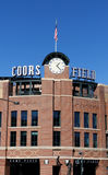 Coors Field Royalty Free Stock Photos