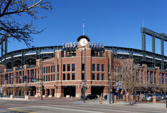 Coors Field Stock Photography