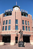 Coors Field - Denver, Colorado Stock Photo