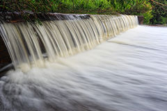 Coote Creek Weir Wattamolla Royalty Free Stock Photos