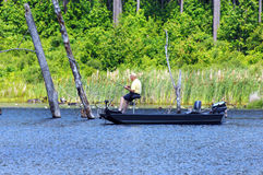 cooty озеро Стоковое фото RF