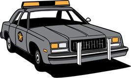 Cop Car Stock Photography