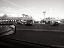 Cop cars arizona stock image