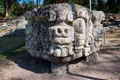 Copán Ruinas Royalty Free Stock Photo