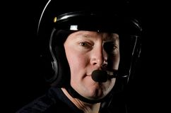 Cop van het verkeer Royalty-vrije Stock Foto's