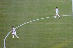 Copa America 2016 between Argentina and Venezuela Stock Photos