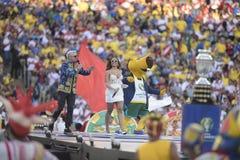 Copa America Brasile 2019 fotografia stock libera da diritti