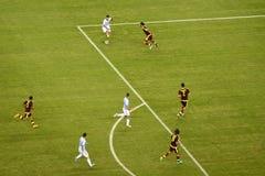 Copa Ameryka 2016 między Argentyna i Wenezuela Fotografia Stock