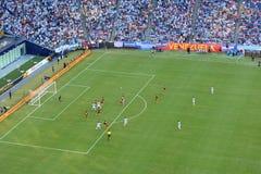 Copa Ameryka 2016 między Argentyna i Wenezuela Zdjęcia Royalty Free