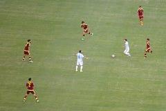 Copa Ameryka 2016 między Argentyna i Wenezuela Obraz Stock