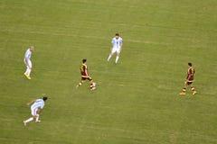 Copa Ameryka 2016 między Argentyna i Wenezuela Obrazy Royalty Free