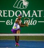 Copa del café - теннис США чернота урагана Tyra младшая Стоковые Изображения RF