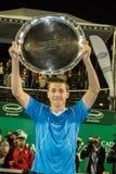 Copa del café - Norwegian Tennis Junior Casper Ruud Royalty Free Stock Photo