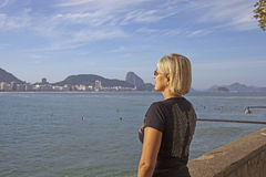 The Copacabana´s Fortress Stock Images