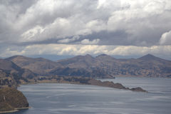 copacabana της Βολιβίας Στοκ φωτογραφίες με δικαίωμα ελεύθερης χρήσης