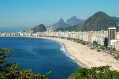Copacabana Royalty Free Stock Photos