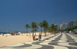copacabana lizenzfreie stockbilder