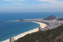 copacabana Royaltyfri Bild