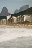 Copacabana Royalty Free Stock Photography
