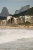 copacabana 免版税图库摄影