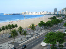Copacabana Photographie stock