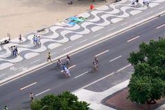 copacabana Стоковые Фотографии RF