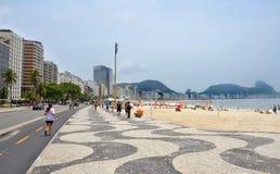 copacabana Fotografia de Stock