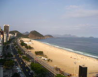 copacabana fotografia de stock royalty free