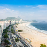 Copacabana Beach Stock Photography