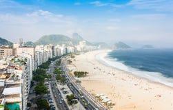 Copacabana Beach Royalty Free Stock Image