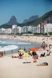Copacabana Beach Stock Photography