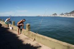 Copacabana Beach Royalty Free Stock Photos