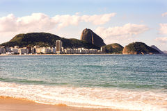 Copacabana beach Royalty Free Stock Image