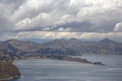 Copacabana, Bolivia Fotos de archivo libres de regalías