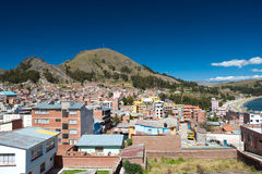 Copacabana, Bolivia Royalty Free Stock Photo