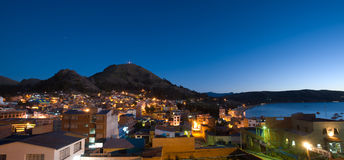 Copacabana, Bolivia Royalty Free Stock Images