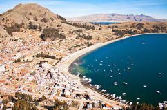 Copacabana, Bolivia Stock Photo