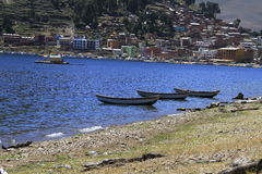 Copacabana, Bolivia Stock Photography