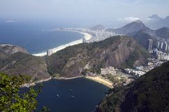 Copacabana. Brazil Royalty Free Stock Image