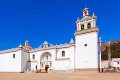 Copacabana Church, Bolivia Royalty Free Stock Image